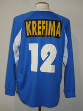 Load image into Gallery viewer, KV Mechelen 2009-10 Keeper shirt MATCH ISSUE #12 Jeremy De Vriendt