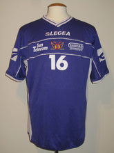 Load image into Gallery viewer, Germinal Beerschot 2005-06 Training shirt player issue #16