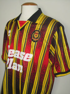 KV Mechelen 1994-95 Home shirt #9 XL