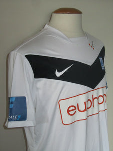 KRC Genk 2012-13 Third shirt MATCH WORN #6 Kim Ojo