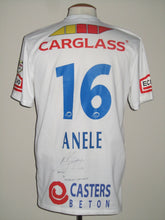Load image into Gallery viewer, KRC Genk 2011-12 Away shirt MATCH WORN #16 Anele Ngcongca