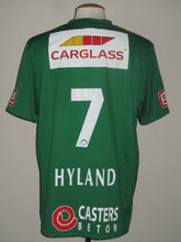 Load image into Gallery viewer, KRC Genk 2012-13 Away shirt #7 Khaleem Hyland