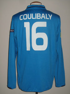 KAA Gent 2010-11 Third shirt MATCH ISSUE Europa League vs Levski Sofia #16 Elimane Coulibaly