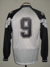 Load image into Gallery viewer, Olympic de Charleroi Home shirt 90's #9