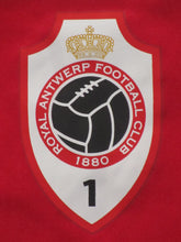 Load image into Gallery viewer, Royal Antwerp FC 2017-18 Home shirt MATCH ISSUE/WORN #60 Sambou Yatabaré