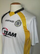 Load image into Gallery viewer, KSC Lokeren 2012-13 Home shirt MATCH PREPARED Europa League #25 Alexander Corryn vs Victoria Plzn