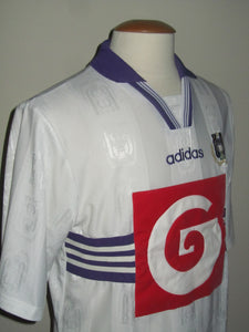 RSC Anderlecht 1997-98 Away shirt S