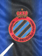 Load image into Gallery viewer, Club Brugge 2004-05 Home shirt MATCH ISSUE/WORN #7 Gert Verheyen