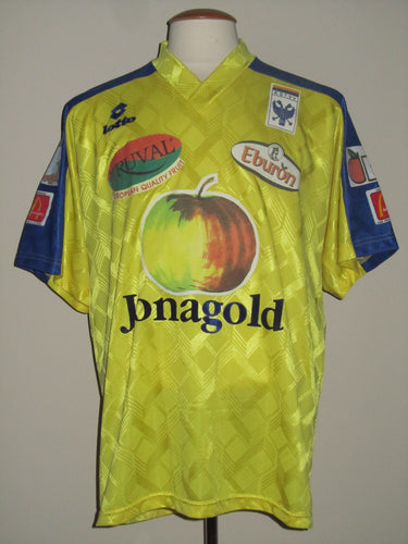 Sint-Truiden VV 1996-97 Home shirt MATCH ISSUE/WORN #19