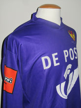 Load image into Gallery viewer, Germinal Beerschot 2002-03 Home shirt MATCH ISSUE/WORN #22 Kenny Thompson