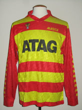 Load image into Gallery viewer, Germinal Ekeren 1992-93 Home shirt MATCH ISSUE/WORN #19