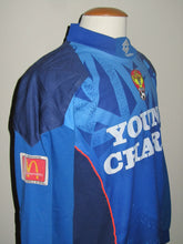 Load image into Gallery viewer, Germinal Ekeren 1995-97 Goal Keeper shirt MATCH ISSUE/WORN #1 Philippe Vande Walle