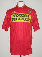 Load image into Gallery viewer, Germinal Ekeren 1998-99 Home shirt MATCH ISSUE/WORN #13 Kurt Morhaye