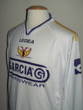 Load image into Gallery viewer, Germinal Beerschot 2004-05 Away shirt MATCH ISSUE/WORN #13
