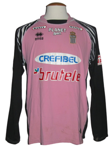 RSC Charleroi 2005-06 Away shirt MATCH WORN #22 Orlando