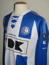 Load image into Gallery viewer, KAA Gent 2014-15 Home shirt MATCH ISSUE/WORN # 23 Lasse Nielsen
