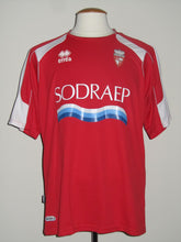 Load image into Gallery viewer, Royal Excel Mouscron 2009-10 Home shirt MATCH ISSUE/WORN #22 Alexandre Teklak