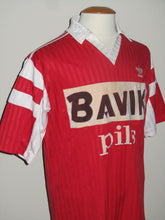 Load image into Gallery viewer, KSV Waregem 1991-92 Home shirt MATCH ISSUE/WORN #9 Jean-Marie Abeels