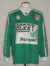 Load image into Gallery viewer, KSV Waregem 1996-97 Away shirt MATCH ISSUE/WORN #17 Harold Deglas