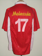Load image into Gallery viewer, KSV Waregem 2000-01 Home shirt MATCH ISSUE/WORN #17