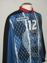 Load image into Gallery viewer, Rode Duivels 1996-97 GK shirt MATCH ISSUE/WORN #12