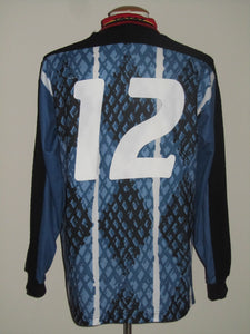 Rode Duivels 1996-97 GK shirt MATCH ISSUE/WORN #12