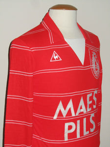 Standard Luik 1981-82 Home shirt