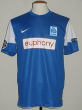 Load image into Gallery viewer, KRC Genk 2011-12 Home shirt MATCH WORN CL #31 Marvin Ogunjimi vs Valencia CF