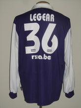 Load image into Gallery viewer, RSC Anderlecht 2003-04 Away shirt #36 Jonathan Legear