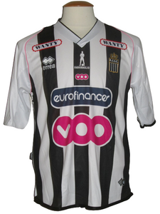 RCS Charleroi 2008-09 Home shirt