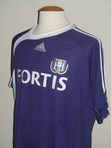 RSC Anderlecht 2006-07 Home shirt XL