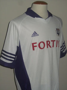 RSC Anderlecht 2001-02 Home shirt #18 Seol Ki-hyeon