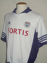 Load image into Gallery viewer, RSC Anderlecht 2001-02 Home shirt #18 Seol Ki-hyeon
