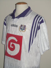 Load image into Gallery viewer, RSC Anderlecht 1996-97 Away shirt XL Obiorah