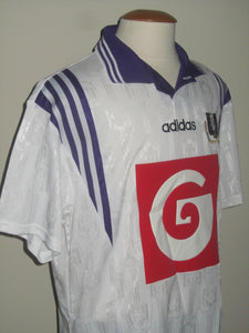 RSC Anderlecht 1996-97 Away shirt  *W/Tags* XL