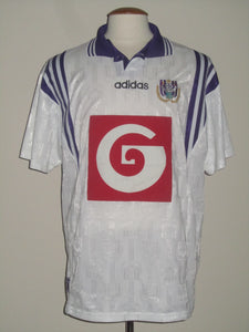 RSC Anderlecht 1996-97 Away shirt XL Obiorah
