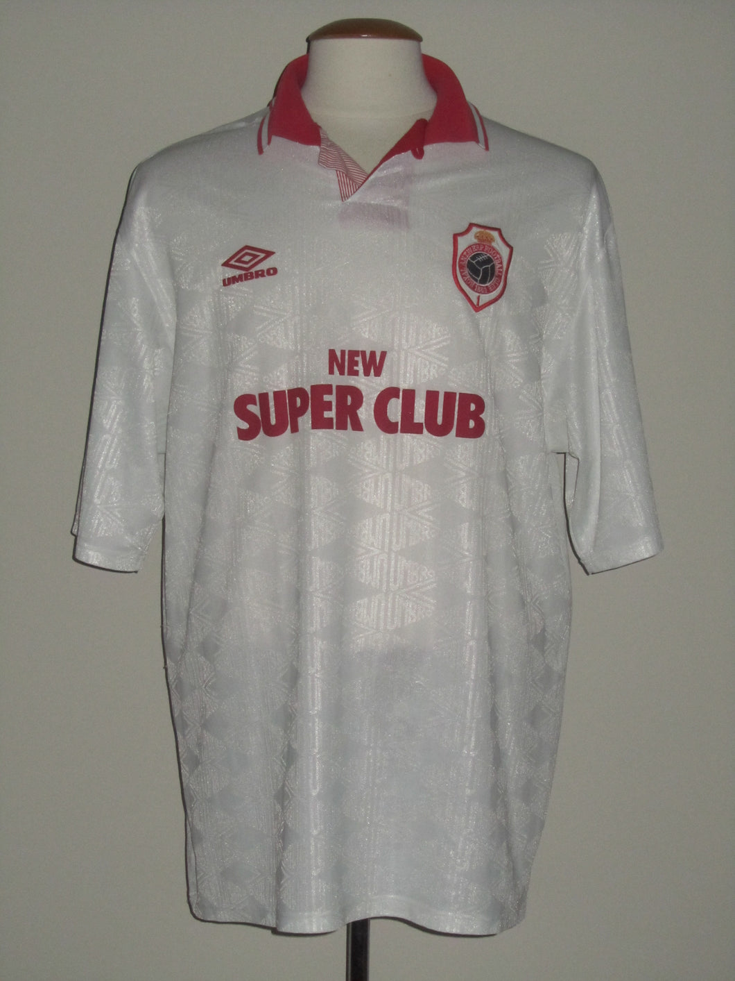 Royal Antwerp FC 1992-93 Away shirt XL