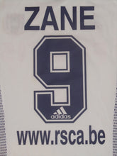 Load image into Gallery viewer, RSC Anderlecht 2002-03 Home shirt #9 Clayton Zane