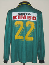 Load image into Gallery viewer, Royal Antwerp FC 1997-98 Away shirt MATCH ISSUE/WORN #22 Antonio Acosta
