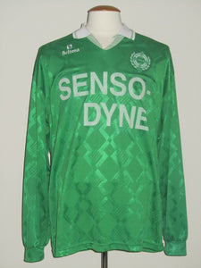 KFC Lommel SK 1993-94 home shirt MATCH ISSUE/WORN #10