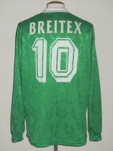 Load image into Gallery viewer, KFC Lommel SK 1993-94 home shirt MATCH ISSUE/WORN #10