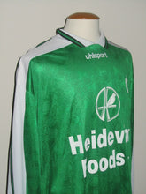Load image into Gallery viewer, KFC Lommel 2001-02 SK home shirt MATCH ISSUE/WORN #13