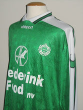 Load image into Gallery viewer, KFC Lommel SK 2001-02 home shirt MATCH ISSUE/WORN #13