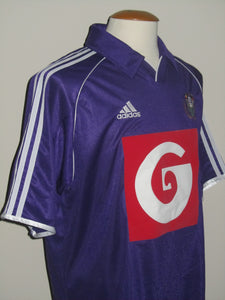 RSC Anderlecht 1999-00 Away shirt L