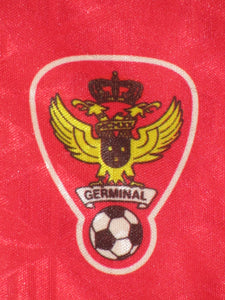 Germinal Ekeren 1998-99 Home shirt #7