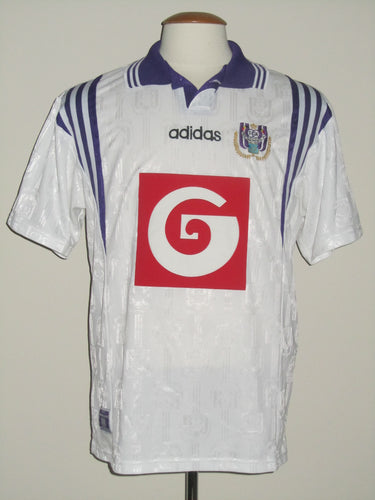 RSC Anderlecht 1996-97 Away shirt M