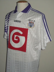 RSC Anderlecht 1995-96 Away shirt M