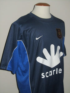 KV Mechelen 2005-06 Away shirt MATCH ISSUE/WORN #2