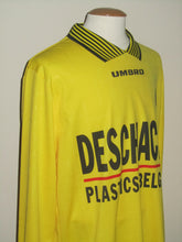 Load image into Gallery viewer, KSC Lokeren 1997-99 Home shirt MATCH ISSUE/WORN #11
