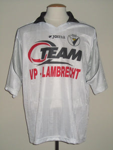 KSC Lokeren 2002-03 Home shirt MATCH ISSUE/WORN #3 Suad Katana